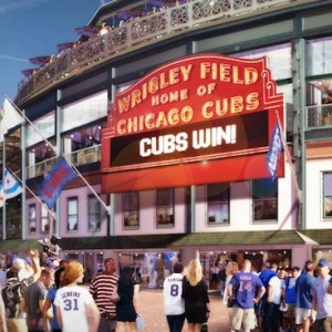 Proposed Wrigley