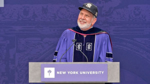 2012 New York University Commencement
